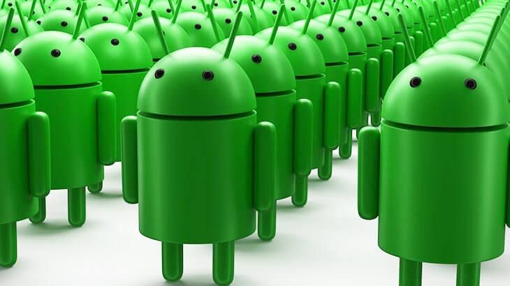 AndroidシステムのWebビューとChromeが更新できない