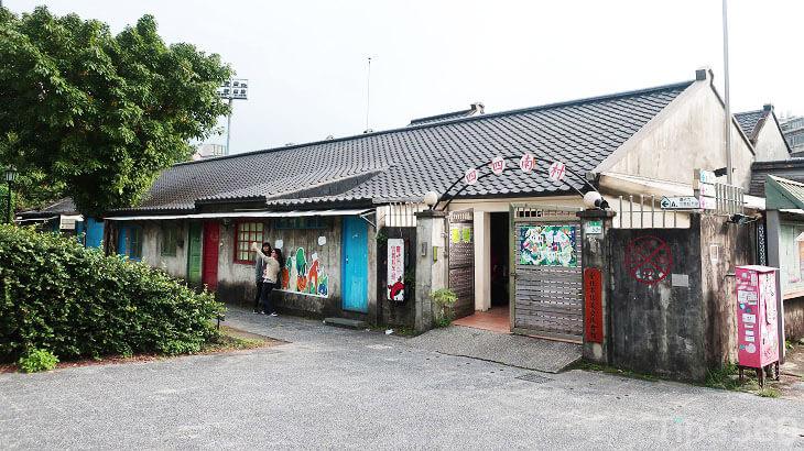 台北のフォトジェニックスポット② 四四南村