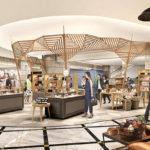 台北101の隣に「atre」が1月10日グランドオープン 51店舗が集結
